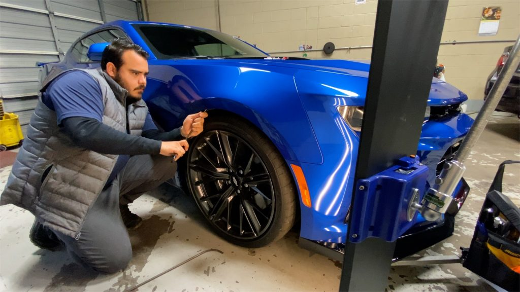 Everything You Need to Know About Paintless Dent Repair