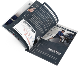 Dentless touch training book