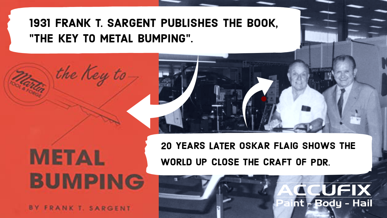 The key to Metal Bumping book